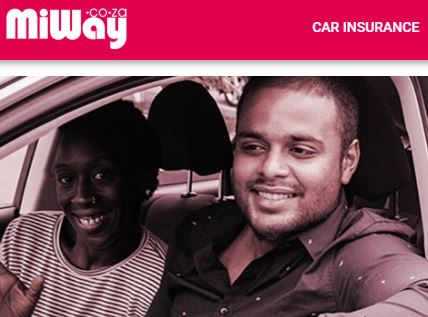 Miway.co.za Car Insurance