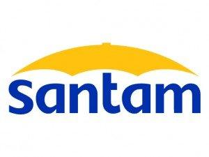 Santam insurance company logo
