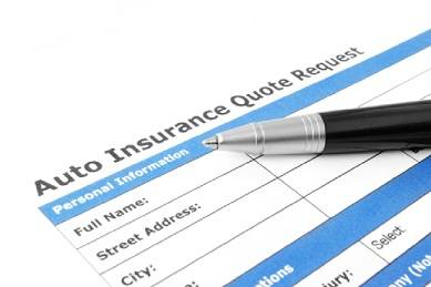 Car Insurance Quote Request